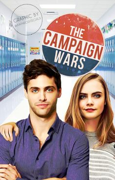 The Campaign Wars | Wattpad Cover (Premade) by xaphroditegirlx