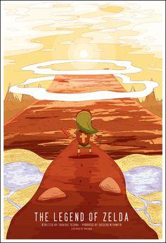 Lengend of Zelda :)