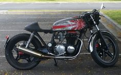 HONDA 1979 CB650 CAFE RACER | Parow | Gumtree | 122284285