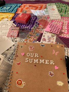 Summer Dream, Summer Girls, Summer Fun, Summer Time, Summer Bucket Lists, Scrapbook Journal, Summer Feeling, Teenage Dream, Summer Aesthetic