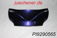 Piaggio Hexagon Lenkerdeckel vorne viola PI9290565