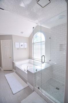 Master bath   Wall c