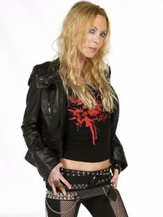 Angela Gossow- Arch Enemy