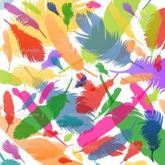 depositphotos_20667625-Colorful-bird-feathers-background-illustration.jpg (1024×1024)
