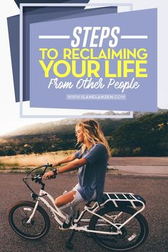 Reclaiming your life | Friends, family, co-workers, lovers and people who depend on you can all end up dictating how your life goes | http://www.ilanelanzen.com/personaldevelopment/steps-to-reclaiming-your-life-from-other-people/