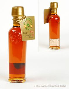 4f06e6b7e0f 100ml Fiorentina bottle - Medium Grade  maplesyrup