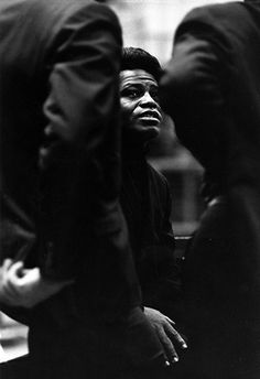 James Brown by Jean-Marie Perier, Kansas City 1967