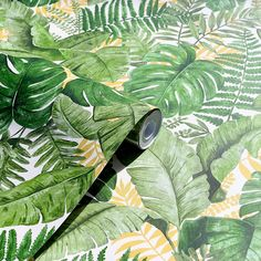 Be on trend with our Arthouse Tropical Jungle Wallpaper 🌿 Botanical prints are here to stay, a predicted trend for the second year in a row in 2022! - #iwwroom #interiordesigntips #interiordesignlife #interiordesignuk #interiordesigncontemporary #junglevibes #jungledecor #junglehome #junglehouse #jungledesign #tropicalhouse #tropicalhome #tropicaldecor