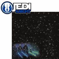 Star Wars: Jedi Knight 2 Piece Laser Die Cut Kit