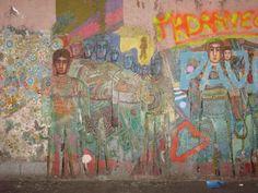 Catalogo immagini - Lascia il segno: Street art, graffiti, murales, stencil in Italia e nel mondo. Museo virtuale dell'effimero.