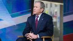 George W. Bush opens up on Trump's war with the media, travel ban, Russia and veterans. In his first in-depth interview since Donald Trump's inauguration, former President George W. Bush gave his take on the current commander in chief's first month in office.