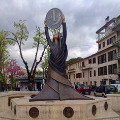 Rieti - Monumento alla Lira