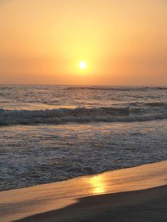 Panama City, Florida sunset