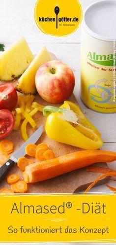 Abnehmen mit Almased® : Wir geben euch Tipps, verraten euch Rezepte und klären wichtige Fragen rund um die Almased® -Diät.