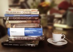 Coffee books! Would love to get my hands on that Tim Wendleboe book...