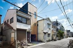 architecture narrowhouse