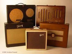 Vintage Gibson Amplifiers