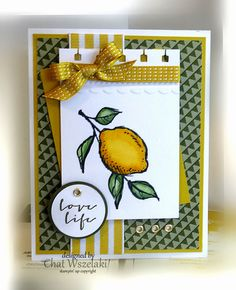 A Happy Thing, Me, My  Stamps and I, Stampin' Up