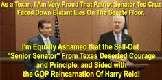PROUD OF TED!!! #TedCruz2016 Senate took a rare Sunday votes, but the real drama was GOP leaders' to rebuke Ted Cruz | #TedCruz2016 They thought they did, but Ted Cruz was ready for them as he always is. All that got for them was more proof exposed on all those who were dirty dealing, and sucking up to Obama, and those who make it pretty clear that they are in it for the money and benefits and seem to have no care about the American People, or ...