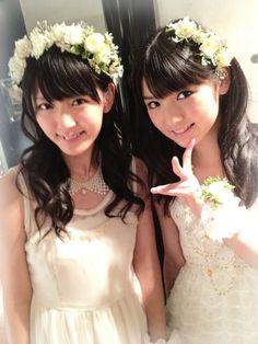 Suzuki Airi & Michishige Sayumi