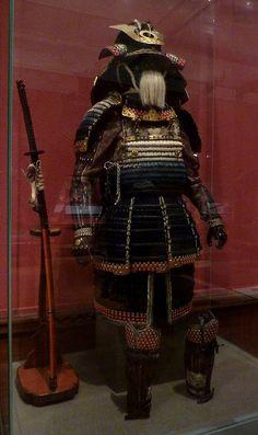 Samurai Armour by Bebopgirl1969, via Flickr