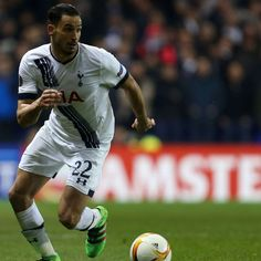 West Bromwich Albion seal move for Tottenham Hotspur's Nacer Chadli