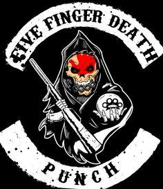 Five finger death punch - Google Search