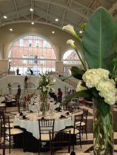 Arrangements for an event at the Classic Center in Athens, GA by Magdalena Williams