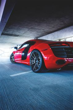 """ ADV.1 Audi R8 © """