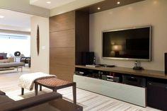 Inspire-se em projetos de decoração criados para apartamentos - BOL Fotos