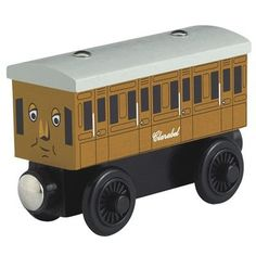 Thomas And Friends Wooden Railway - Annie And Clarabel, 2015 Amazon Top Rated Play Trains & Railway Sets #Toy