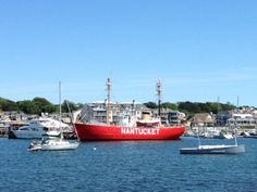 Nantucket Lightboat