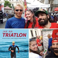 🇺🇸 Attention! Attention! Do you already have a book of Petr Vabroušek? 🏊🏽🚵🏼🏃Do you want to have his signature? Everything is possible on Friday, 28.7.17 at 18:30 at Tri Fun Fit stand at Expo of the Ford Challenge Prague, where you can get the signature of the Czech professional triathlete Petr Vabroušek 😎 #triathlon #challengeprague #challengefamily