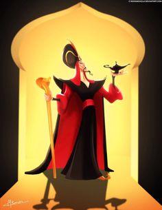 Evil Disney, Disney Art, Disney Movies, Disney Pixar, Walt Disney, Pocahontas, Disney Villains, Disney Characters, Aladdin And Jasmine