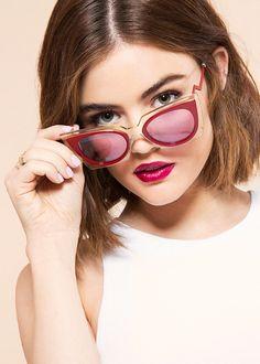 Lucy Hale - Ruben Chamorro Photoshoot 2016 for Cosmopolitan/Mark