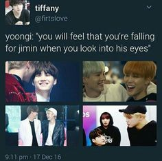 I don't ship yoomin but I just find it cute