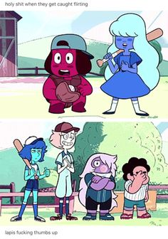 lapis, Steven Universe