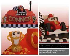 Birthday Cake Ferrari