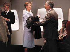 Vintage 🇫🇷 re-découvrez La Première Air France sur 747 - OHLALAIR LE DESIGN DANS LES AVIONS