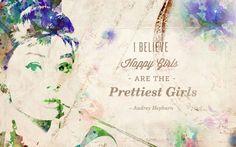 Be happy - be pretty!