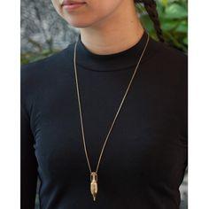 The Marchesa Amphora Necklace - Necklaces - Catbird