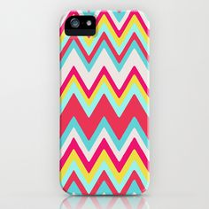 Chevron Pattern IPhone case! Love that!