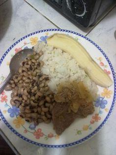 Comida Costeña del Caribe.