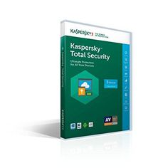 awesome Kaspersky Total Security 2017 | 3 Device/1 Year (Key Card)