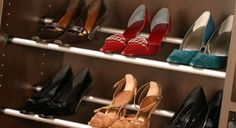 Five Smart Ways to Store Your Shoes - California Closets DFW Blog