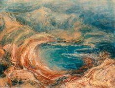 Artwork >> Lyuba Zahova >> Seascape