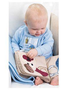 Alphabet Take-Along Book Sewing Pattern