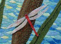Dragonflies detail by eggshelllady, via Flickr