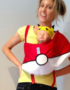Costume da Pokemon Go per neonato