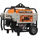 The Generac XP series are engineered specifically with contractors and construction sites in mind. All models have the Generac OHVI® engine. These models are built to withstand extended job site use.     The XP Series comes with impact-resistant cast metal corners and a heavy-duty, hardened steel tube cradle. They even come with integrated handle supports and brackets that are engineered as part of the casting for even more durability.
